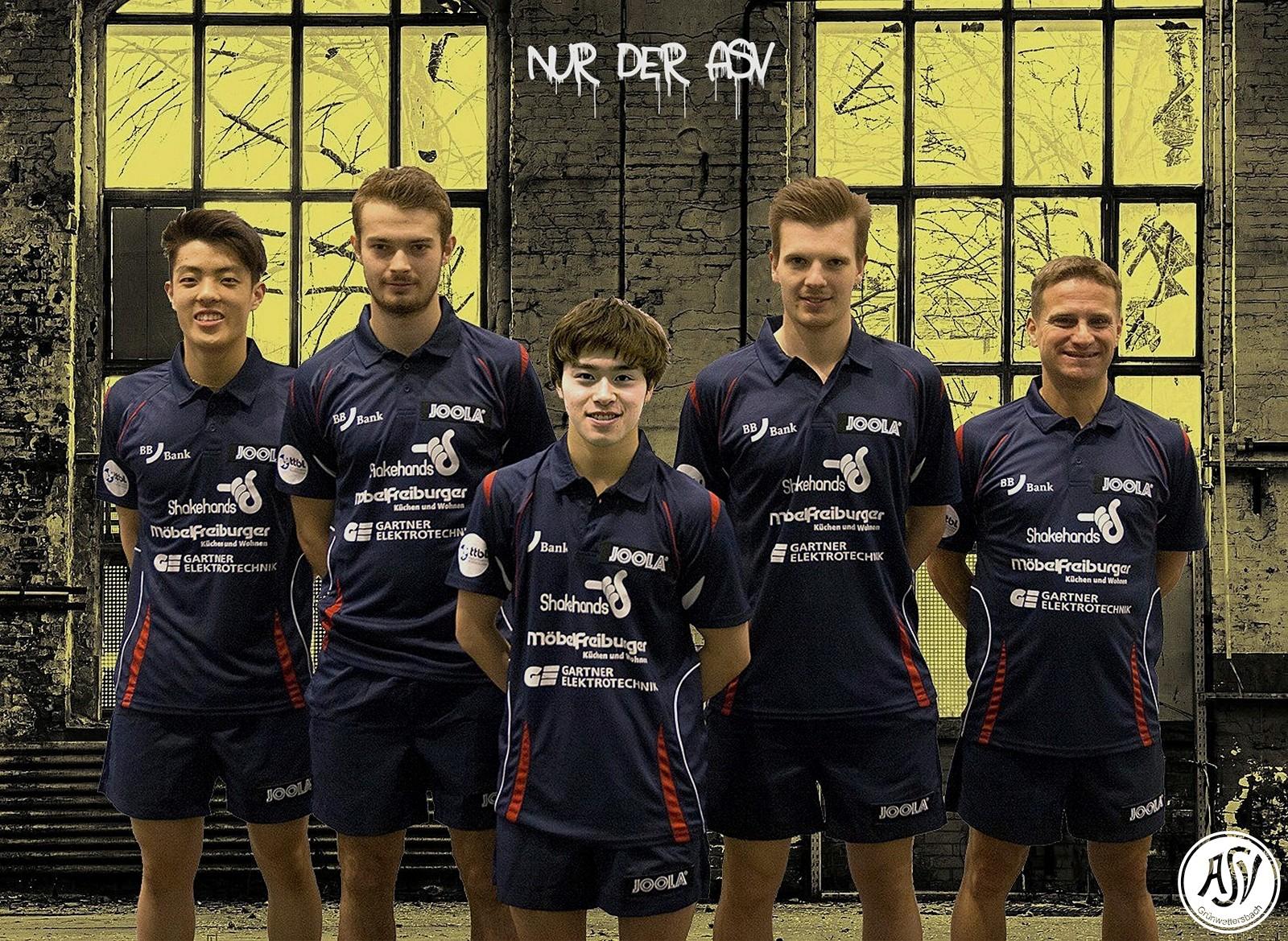 Team ASV 2017/18